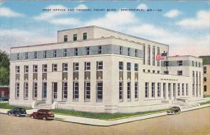 Post Office and Federal Building Springfield Missouri