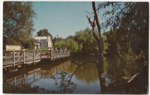 Children's Fishing Pier, Lake Gerar, Rehoboth Beach, Delaware, unused Postcard