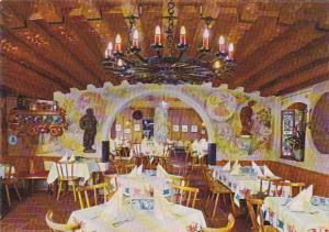 Restaurant Zirbelstube Clausing's Posthotel Garmisch Germany