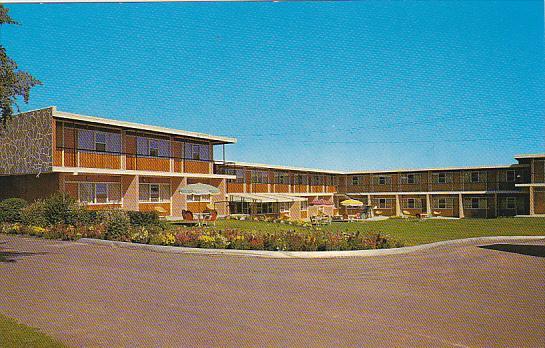 Canada Chevron Motor Hotel Calgary Alberta