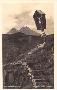 Arlbergpasshoehe Risch Lau Bregenz