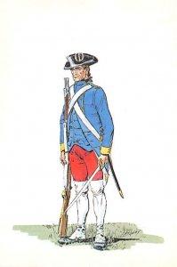 Chasseur 1780 Risley Unused