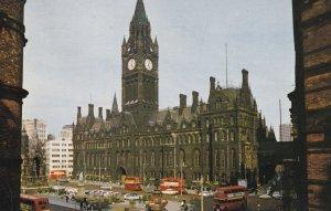 MANCHESTER, Lancashire, England, PU-1965; Albert Square