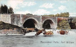 Muccomer Falls, Fort William 1910