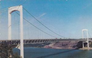 Pont Pierre Laporte,  Quebec,  Canada,  PU_1989