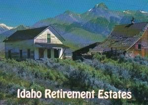 Idaho Humour Idaho Retirement Home