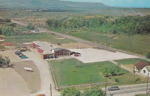 COLLINGWOOD , Ontario, 1950-60s ; Blue Mountain Pottery , Aerial View