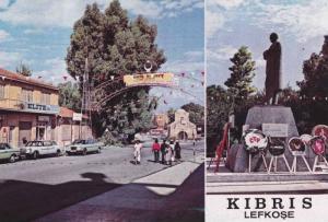 Kyrenia Gate & Ataturk Monument , Nicosia  , Kıbrıs (Cyprus) , 60-70s