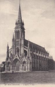 L'Eglise, BON-SECOURS (Seine Maritime), France, 1900-1910s