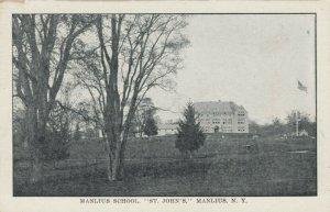 MANLIUS , New York , 00-10s ; Manlius School, St. John's
