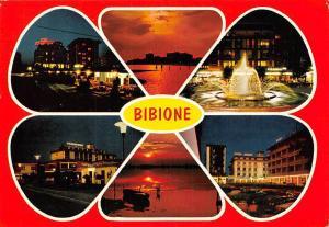 Italy Bibione multiviews Spiaggia Beach Sunset Fountain Hotel Auto Cars