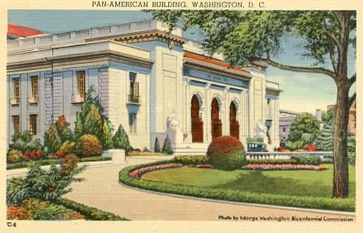 DC - Washington, Pan American Building