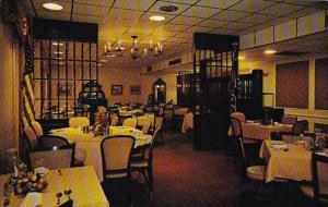 Mississippi Vicksburg The Old Southern Tea Room Interior