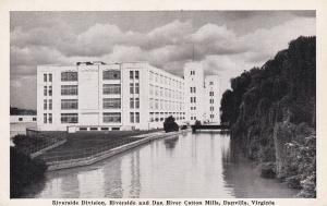 Riverside Division, Riverside & Dan River Cotton Mills, DANVILLE, VA, 10-20s