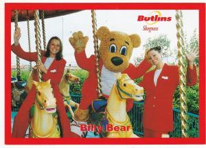 Postcard Lincolnshire Skegness Butlins Billy Bear