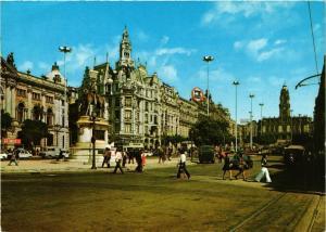 CPM Porto Square of the Independance PORTUGAL (750689)