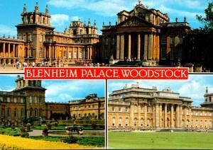England Oxford Woodstock Blenheim Palace