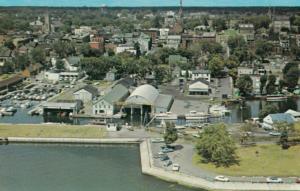 BROCKVILLE , Ontario , Canada , 50-60s ; Marine Basin