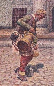 Gruss aus Bosnien und Hercegovina, Water Seller, 00-10s