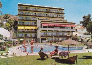 Spain Malaga Hotel Las Vegas Piscina