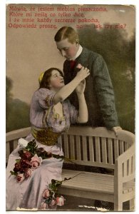 Romantic Couple -(Polish)