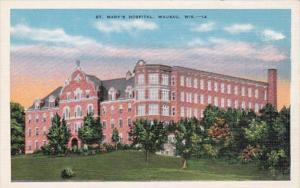 Wisconsin Wausau St Mary's Hospital