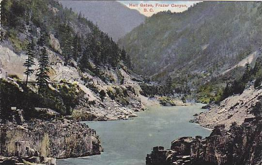 Hell Gates, Frazer Canyon,B.C.,Canada,00-10s
