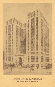 USA Hotel John Marshall Richmond Virginia 05.04