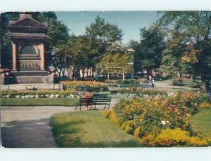 Pre-1980 TOWN VIEW SCENE St. Saint John New Brunswick NB p9480