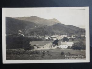 Cumbria: Braithwaite & Whinlatter Pass c1924 RP Old Postcard