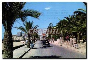 Modern Postcard Benidorm Playa Levante