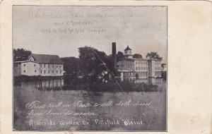 Riverside Woolen Co., Pittsfield, Maine, 1910-1920s
