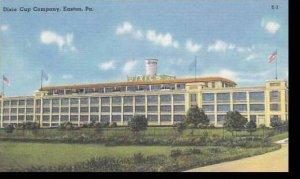Pennsylvania Easton Dixie Cup Company