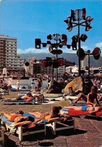 Spain Puerto de la Cruz (Tenerife) Piscinas Costa Martianez