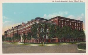 Nebraska Grand Island St Francis Hospital Curteich