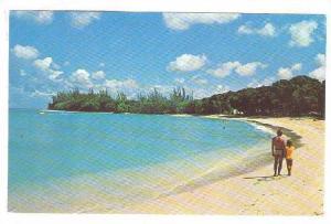 West Coast Beach, Barbados, West Indies, 40-60s
