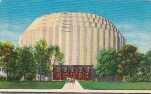 Michigan Dearborn Ford Rotunda 1958