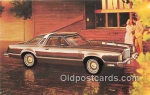Amarillo, TX, USA Postcard Post Card 1978 Thunderbird Town Landau