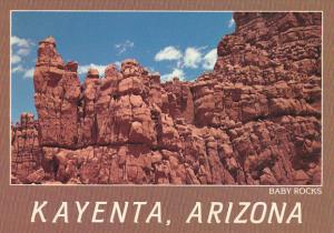 Baby Rocks Kayenta Arizona