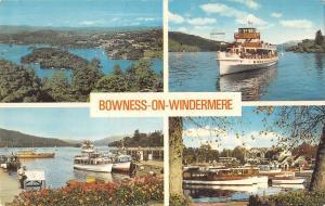 B103958 bowness on windermere ship bateaux    uk