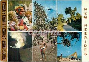 Postcard Modern New Hebrides