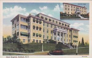 Nurses Home Ideal Hospital Endicott New York