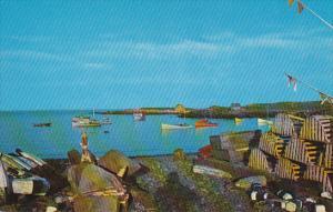 Canada Petit de Grat Isle Madame Cape Breton Nova Scotia
