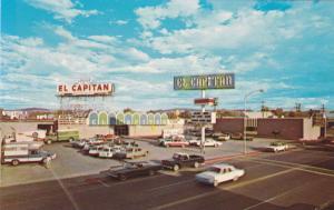 Exterior,El Capitan Lodge, Hawthorne,Nevada,40-60s