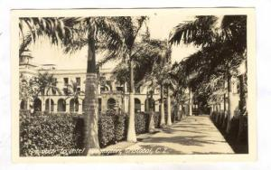 RP; Approach to Hotel Washington , Cristobal , C.Z., Panama, 20-30s