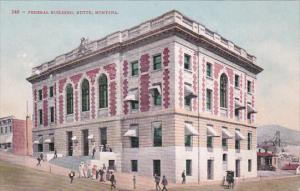 Federal Building , BUTTE , Montana , 00-10s