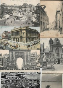France Paris Granville Cannes Marseille And More Postcard Lot of 50 01.09