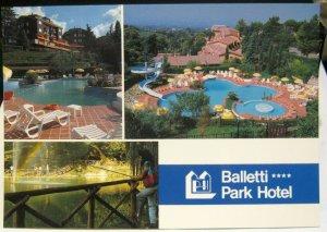 Italy Balletti Park Hotel San Martino Al Cimino Umbria - unposted