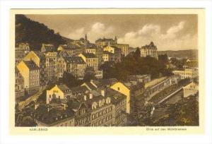 Karlsbad, Blick auf den Muhlbrunnen, Czech Republic, 00-10s