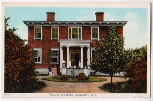 Old Phifer Home, Charlotte NC